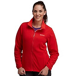 Regatta - Red clemance fleece