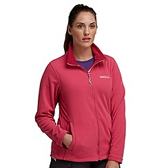 Regatta - Bright pink clemance fleece