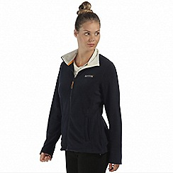 Regatta - Navy blue clemance fleece