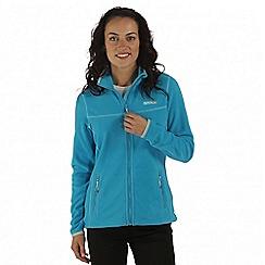 Regatta - Blue floreo fleece jacket