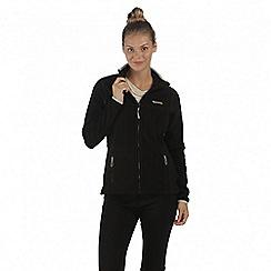 Regatta - Black floreo fleece jacket