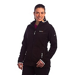 Regatta - Black serianna ii fleece