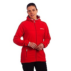 Regatta - Red serianna fleece