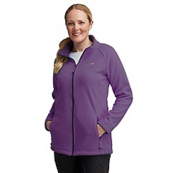 Regatta - Purple heart cathie fleece