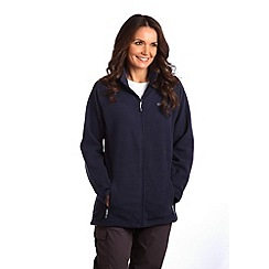 Regatta - Navy cathie fleece