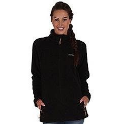 Regatta - Blackcurrant Cathie zip through fleece