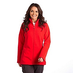Regatta - Red cathie fleece