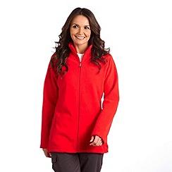Regatta - Red cathie fleece
