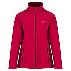 Regatta - Pink Cathie fleece