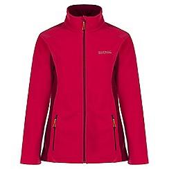Regatta - Pink Cathie fleece