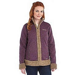 Regatta - Plum rana fleece