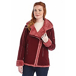 Regatta - Fig bessel fleece