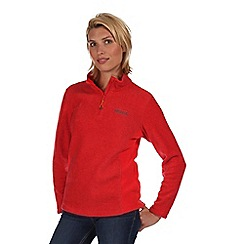Regatta - Coral blush embraced soft fleece