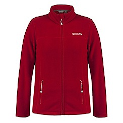 Regatta - Red nova fleece