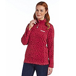 Regatta - Animal pink lovelife fleece