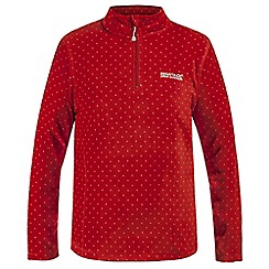 Regatta - Red spot lovelife fleece