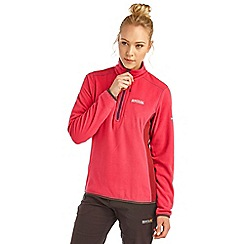 Regatta - Pink trailhike fleece