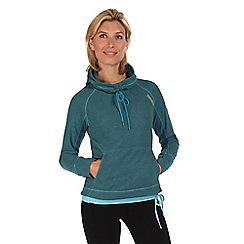 Regatta - Blue montem lightweight hooded fleece