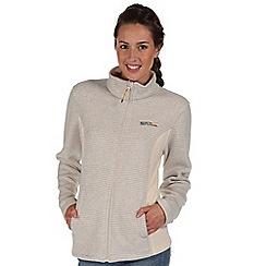Regatta - Natural kerria fleece jacket