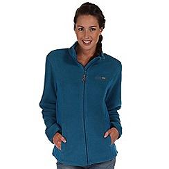 Regatta - Blue kerria fleece jacket