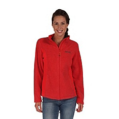 Regatta - Coral blush kerria fleece jacket
