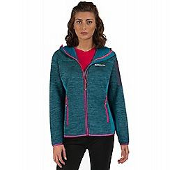 Regatta - Teal Willowbrook fleece