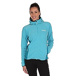 Regatta - Blue seymore sporty fleece jacket