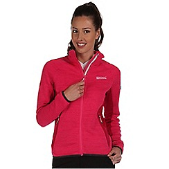 Regatta - Cerise pink laney fleece