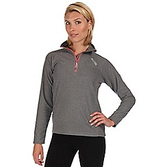 Regatta - Grey montes lightweight fleece
