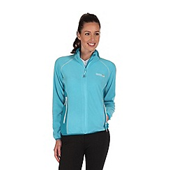 Regatta - Blue jomor lightweight fleece jacket