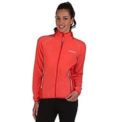 Regatta - Coral jomor lightweight fleece jacket
