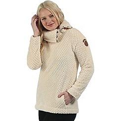 Regatta - Natural Hera fleece sweater