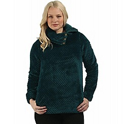 Regatta - Teal Hera fleece sweater