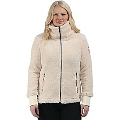 Regatta - Natural Halina fleece sweater
