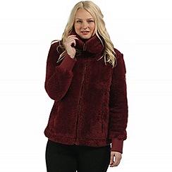 Regatta - Red Halina fleece sweater