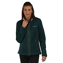 Regatta - Teal Ranita fleece jacket