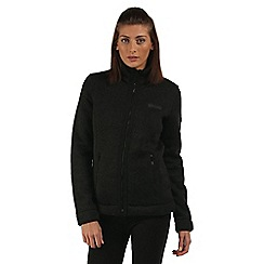 Regatta - Black Ranita fleece jacket