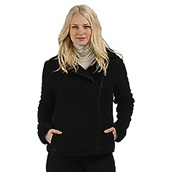 Regatta - Black Bernetta fleece jacket