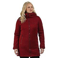 Regatta - Red Radella fleece jacket