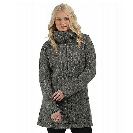 Regatta Grey Radella fleece jacket | Debenhams