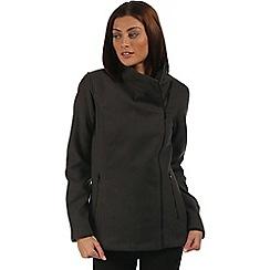 Regatta - Dark grey Raelynn fleece