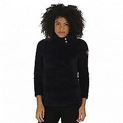 Regatta - Navy odella sweater fleece