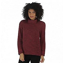Regatta - Orange Ceanna sweater fleece