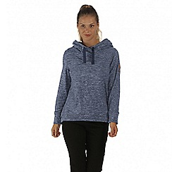 Regatta - Navy Ceferina sweater fleece