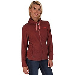 Regatta - Pink endine fleece jacket