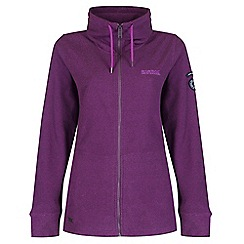 Regatta - Vivid viola endine fleece jacket