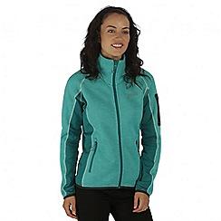 Regatta - Teal laney fleece jacket