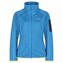 Regatta - Blue laney fleece jacket