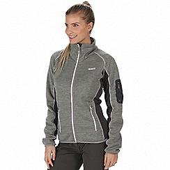Regatta - Grey 'Laney' fleece