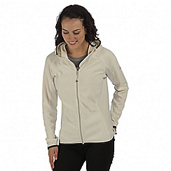 Regatta - Natural seymore hoodied fleece